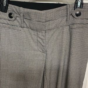 Candie's Juniors Pants Houndstooth Color